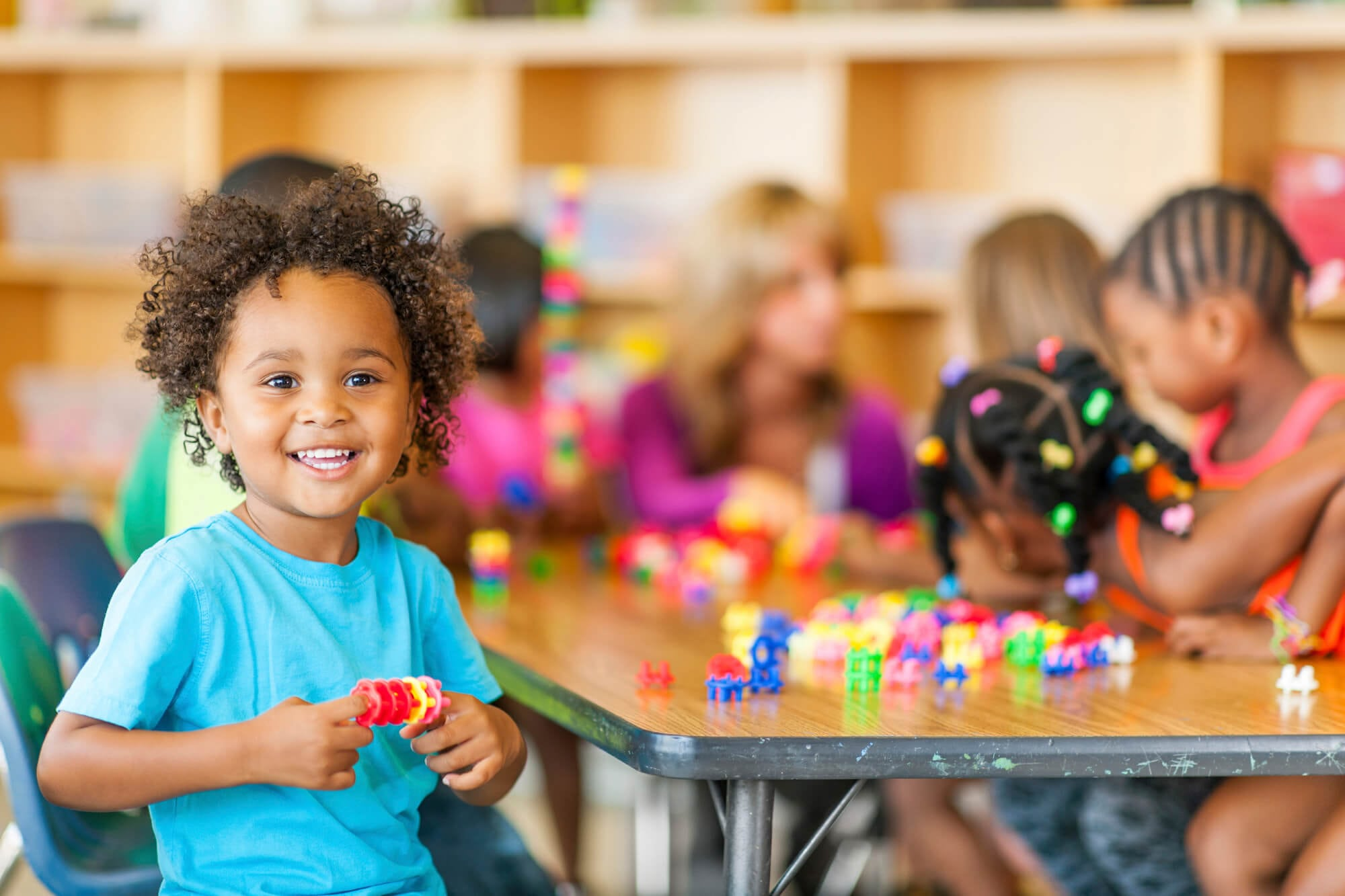 Why Learning STEM Early is Good for Your Child