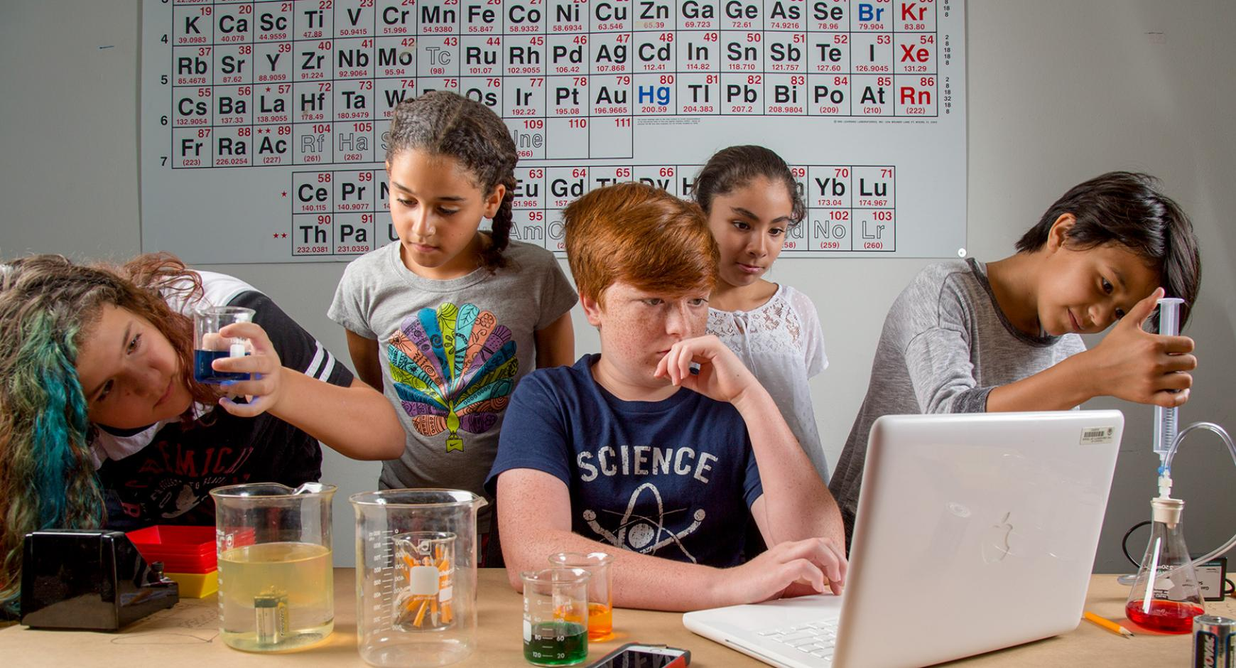 How to Ignite a Passion for STEM Education