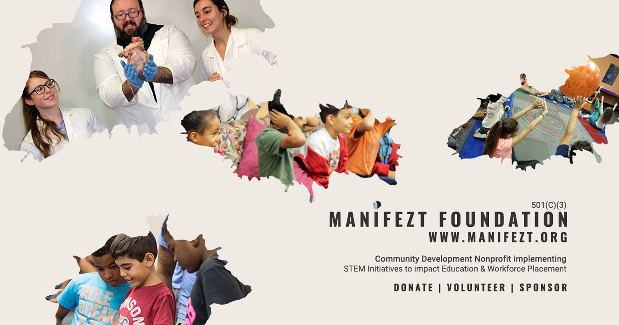 Donate to Manifezt Foundation Donate