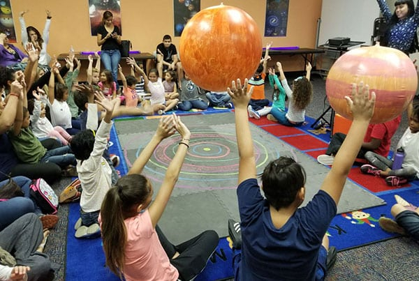 Scavenger Hunt In Space in Miami Lakes Community Impact