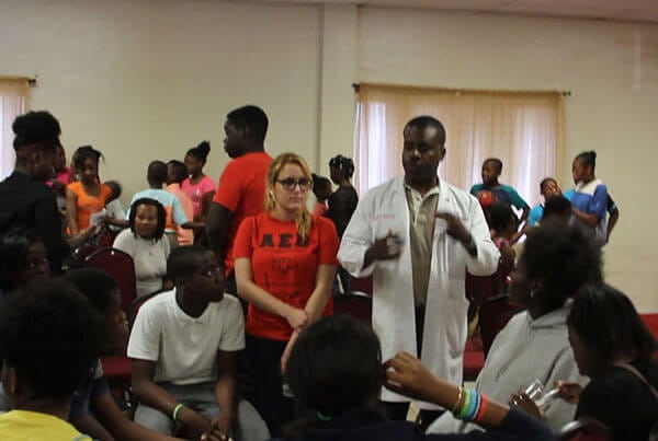 Stem Workshop Introduction with City of North Miami Mayor Joseph Smith Community Impact