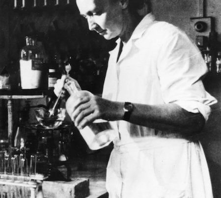 Irene Loilot-Curie and Gender Equality