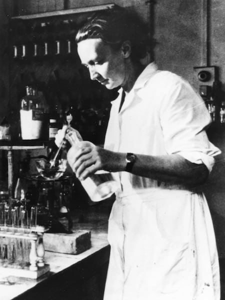 Irene Loilot-Curie and Gender Equality Request Confirmation