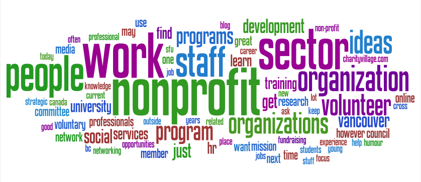 So How Do Nonprofit Organization Benefit Our Society?